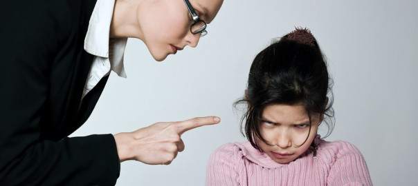 nanny teacher mother woman child conflict dipute problems educat
