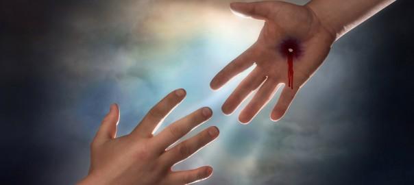 Hand naar hand